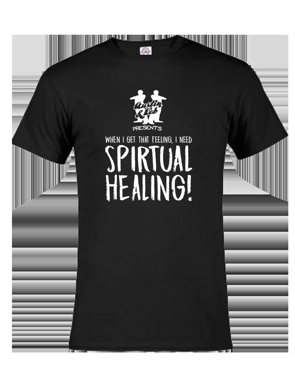 BLACK- SPIRTUAL HEALING